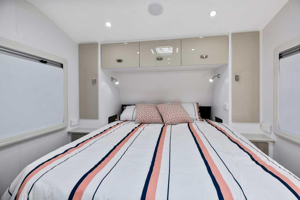 Goodlife RV Inside Caravan Bed