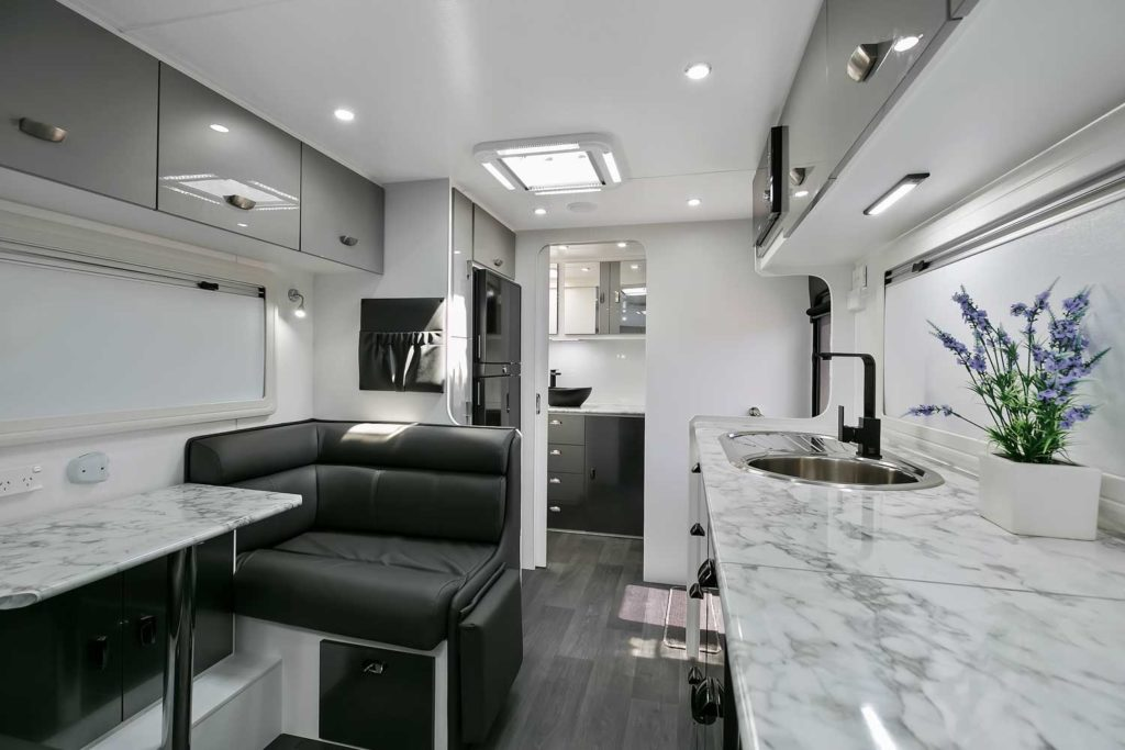Goodlife RV Van - Interior Shot