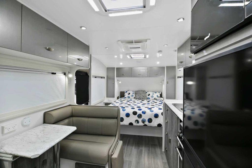 Goodlife RV Van - Interior Photo