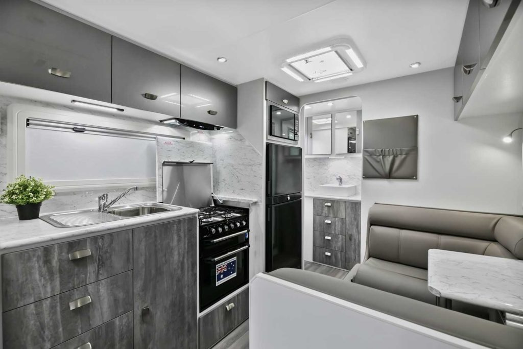Goodlife RV - Interior Van Photo